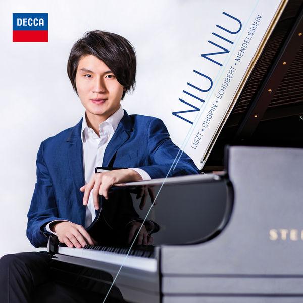 Niu Niu - Liszt · Chopin ‧ Schubert ‧ Mendelssohn