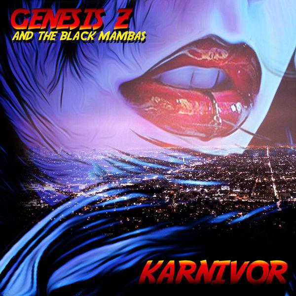 Genesis Z and The Black Mambas - Karnivor