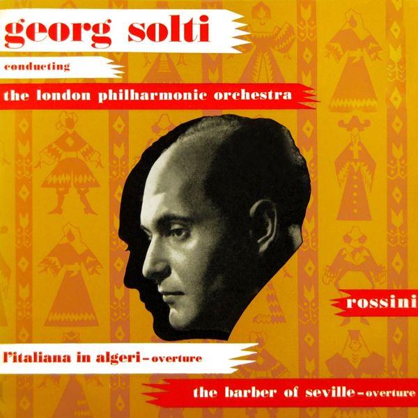 London Philharmonic Orchestra - Il Barbiere Di Siviglia