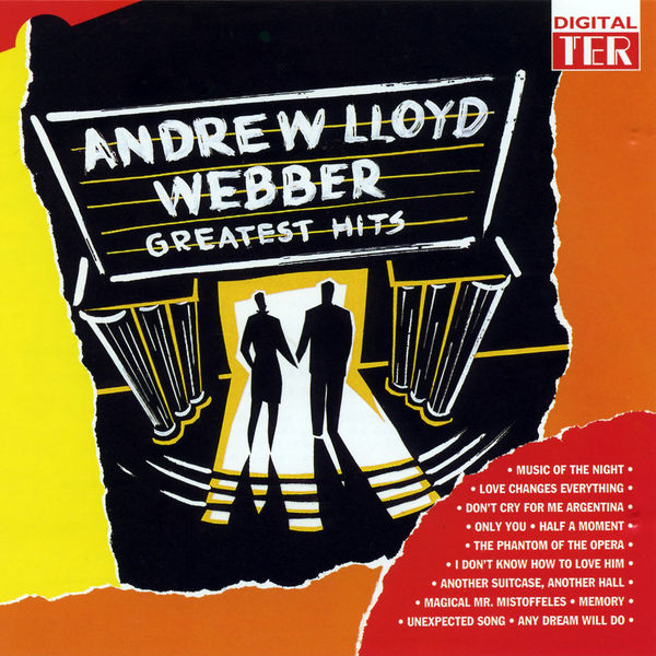 All Star Studio Cast - Andrew Lloyd Webber Greatest Hits