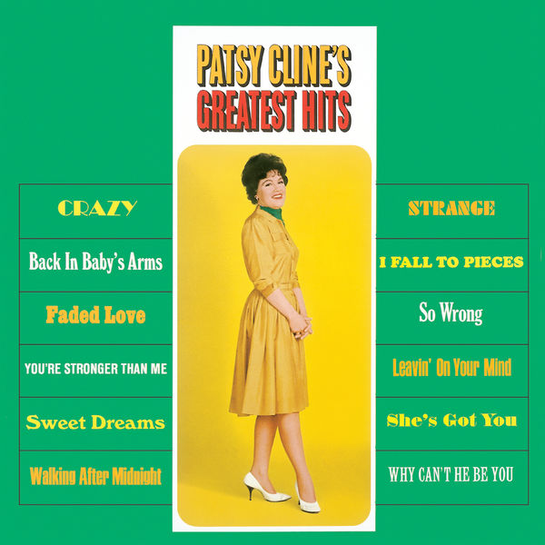 Patsy Cline - Patsy Cline's Greatest Hits
