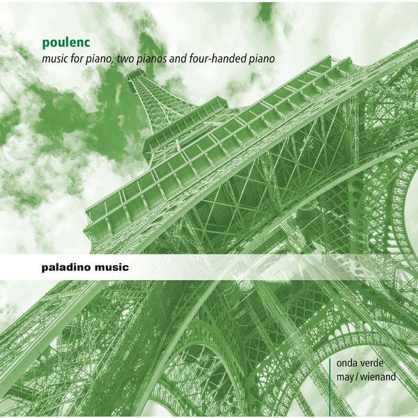 Eva-Maria May - Poulenc: Music for Piano, 2 Pianos & Piano 4 Hands