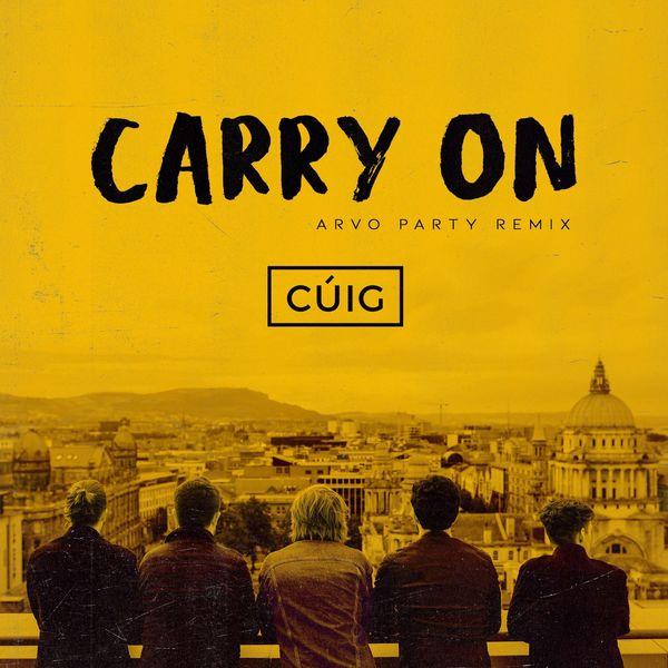 Cúig - Carry On (Arvo Party Remix)