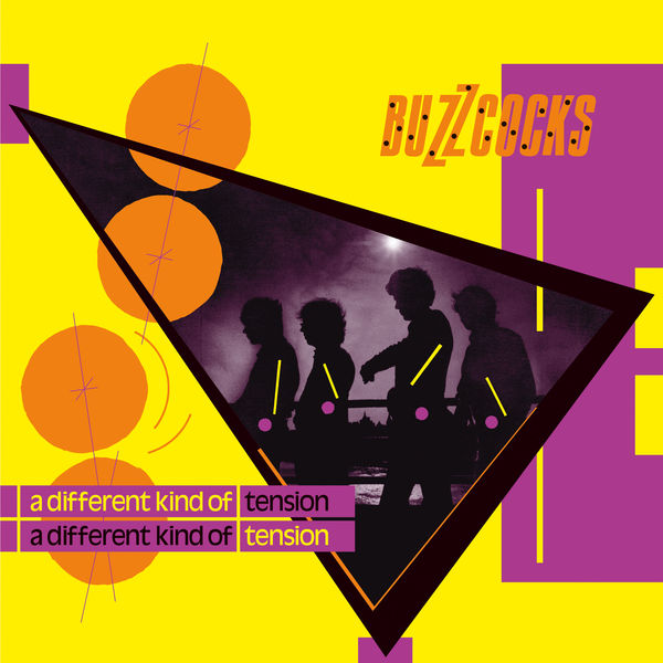 Buzzcocks A Different Kind Of Tension (2019 Remastered Version)