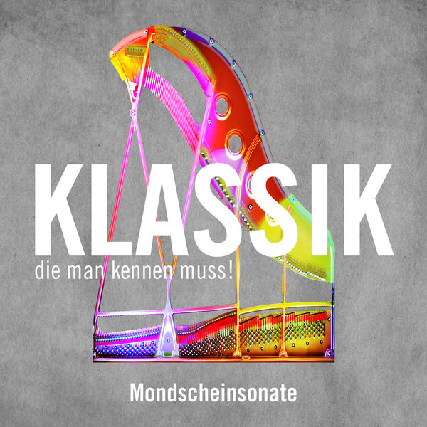 Justus Frantz - Mondscheinsonate (Moonlight Sonata)