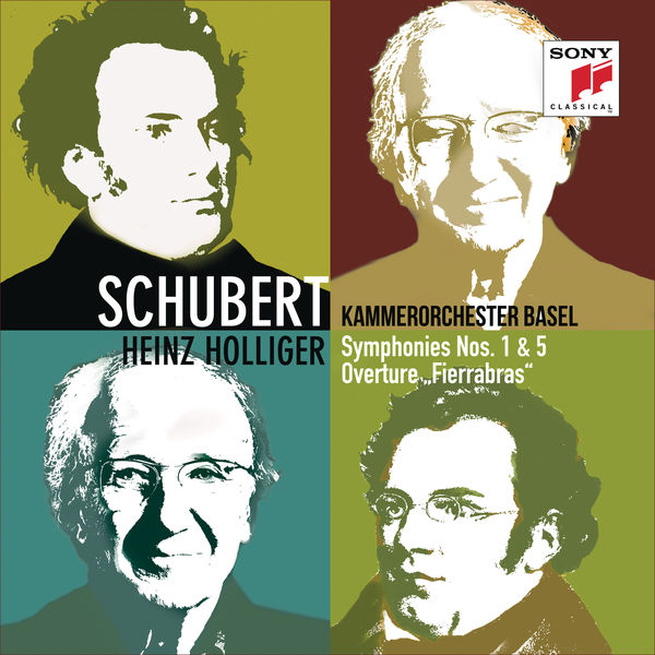 Kammerorchester Basel - Symphony No. 1 in D Major, D. 82/II. Andante