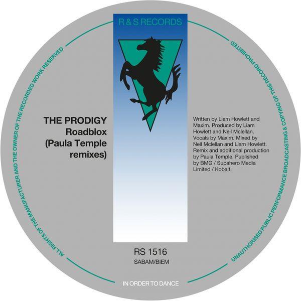 The Prodigy - Roadblox (Paula Temple Remixes)