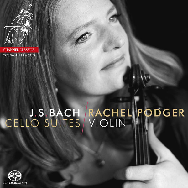 Rachel Podger - Cello Suite No. 1 in G Major, BWV1007: I. Prelude (Transcribed by Rachel Podger, D Major)