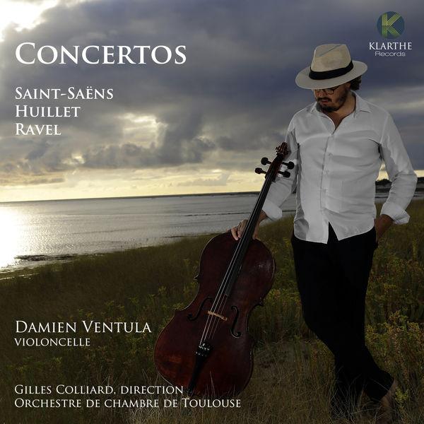 Damien Ventula - Concertos