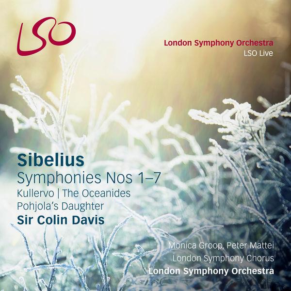 London Symphony Orchestra - Sibelius: Symphonies Nos. 1-7, Kullervo, Pohjola's Daughter, The Oceanides