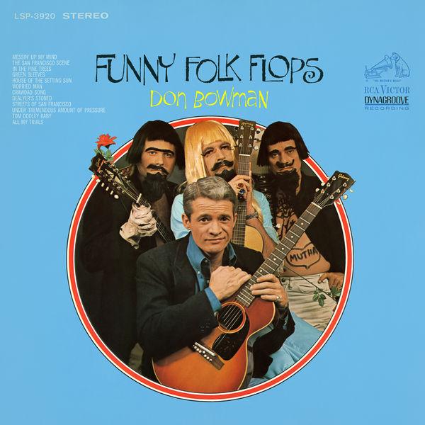 Don Bowman - Funny Folk Flops