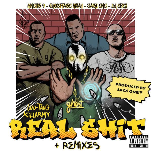 Ghostface Killah - Real Shit (Remixes)