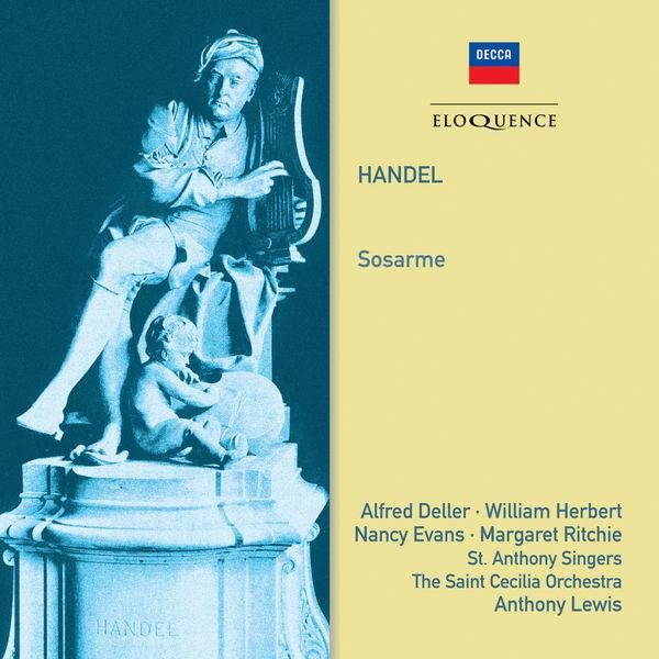 Anthony Lewis - Handel: Sosarme