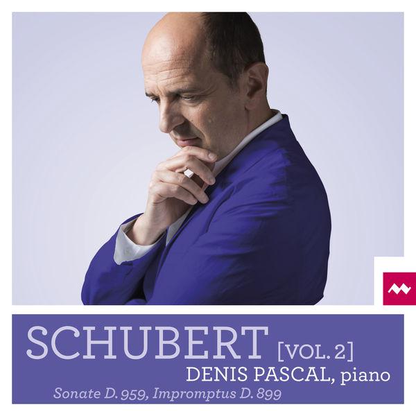 Denis Pascal - Schubert, Vol. 2
