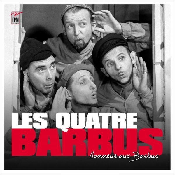 Les Quatre Barbus - Honneur aux barbus