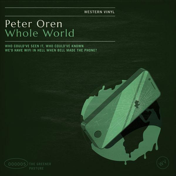 Peter Oren - Whole World