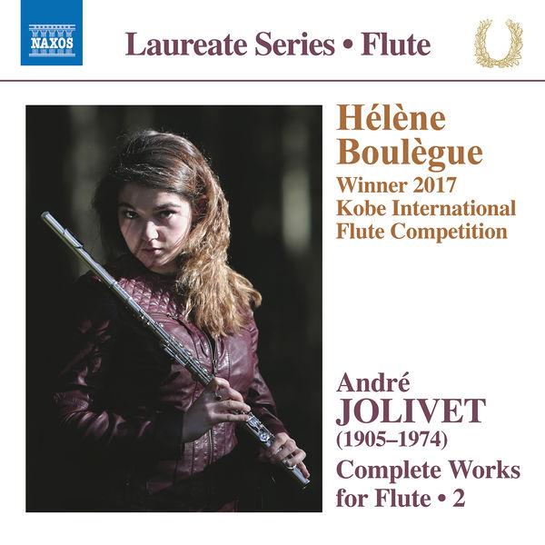 Hélène Boulègue - Jolivet: Complete Works for Flute, Vol. 2