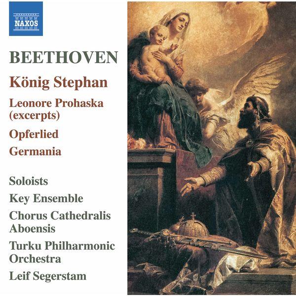 August Friedrich Ferdinand von Kotzebue - Beethoven: König Stephan & Other Choral Works