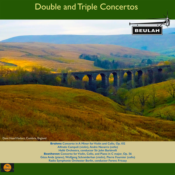 Various Artists - Brahms & Beethoven: Double and Triple Concertos