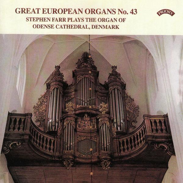 Stephen Farr - Great European Organs No.43: Odense Cathedral, Denmark