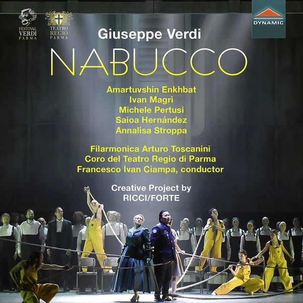 Filarmonica Arturo Toscanini - Verdi: Nabucco (Live)