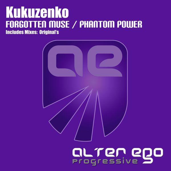 Kukuzenko - Forgotten Muse / Phantom Power