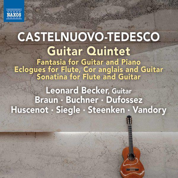 Louis Vandory - Mario Castelnuovo-Tedesco: Chamber Works