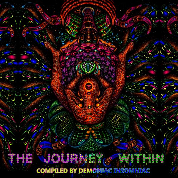 Demoniac Insomniac - The Journey Within (Compiled by Demoniac Insomniac)