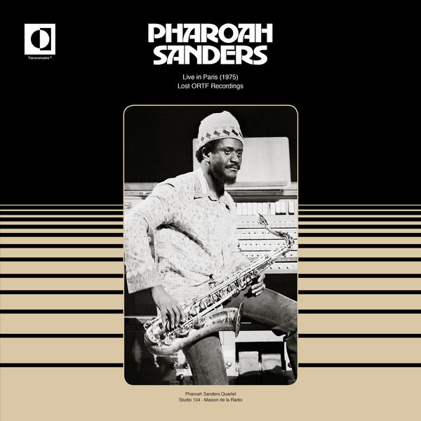 Pharoah Sanders - Live in Paris (1975)