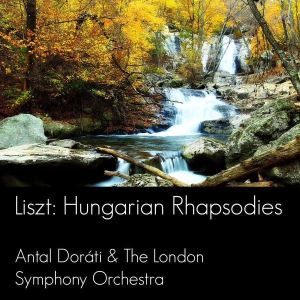 Franz Liszt - Liszt: Hungarian Rhapsodies