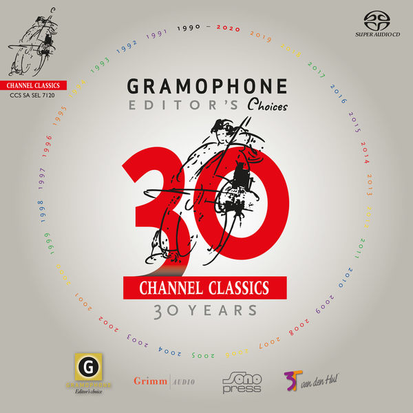 Various Artists - Channel Classics 30th Anniversary Album - Gramophone Editor's Choices