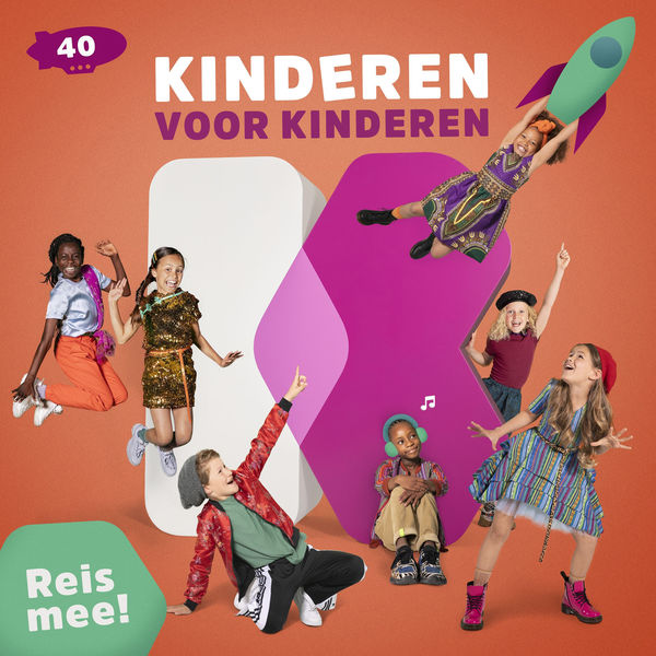 Kinderen voor Kinderen - 40 - Reis mee!