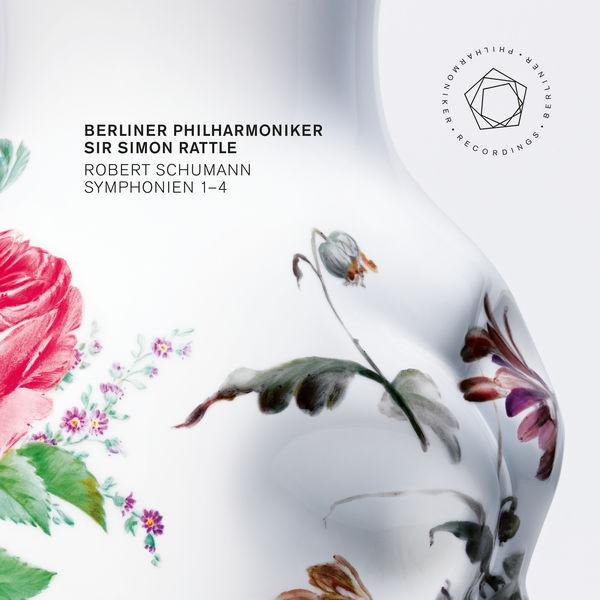Sir Simon Rattle - Schumann : Symphonien 1 - 4