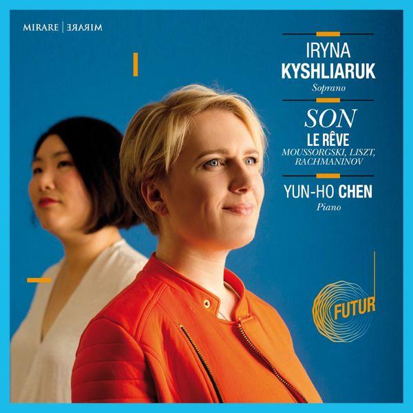 Iryna Kyshliaruk - SON