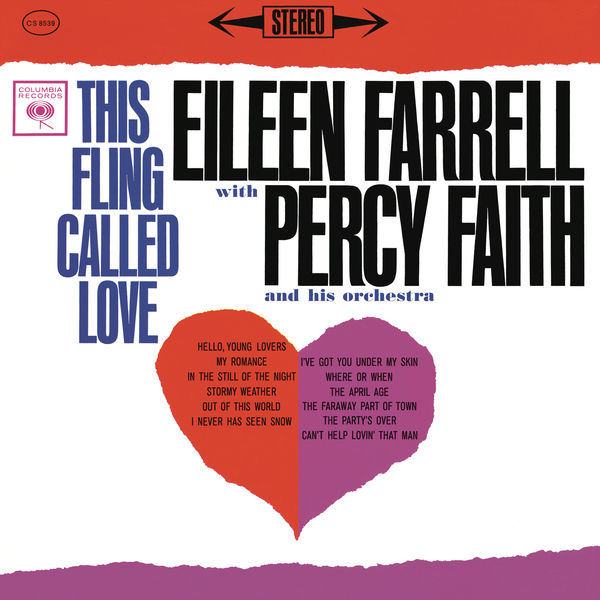 Eileen Farrell - Eileen Farrell - This Fling Called Love (Remastered)