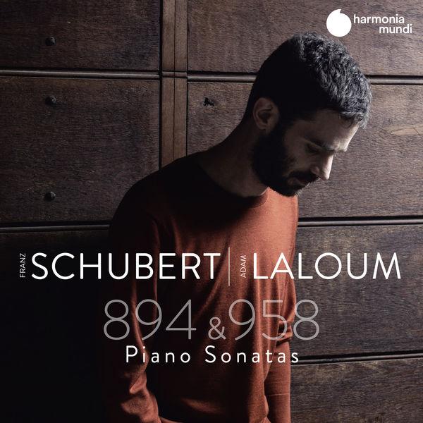 Adam Laloum - Schubert: Sonatas D. 894 & D. 958