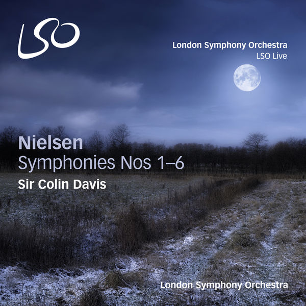 London Symphony Orchestra - Nielsen: Symphonies Nos. 1-6