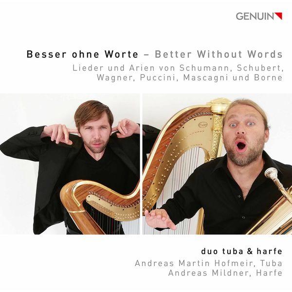duo tuba & harfe - Besser ohne Worte