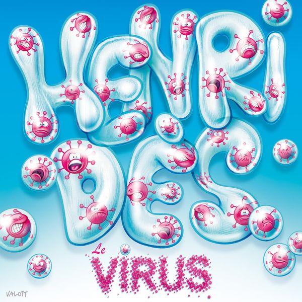 Henri Dès - Le Virus