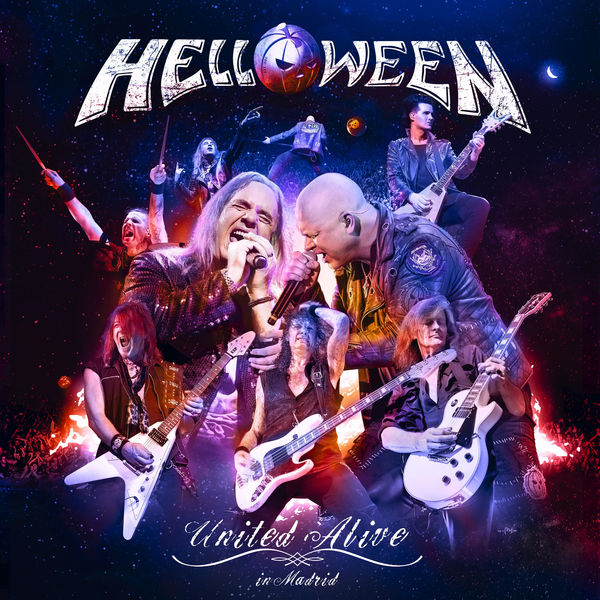 Helloween - United Alive in Madrid (Live)