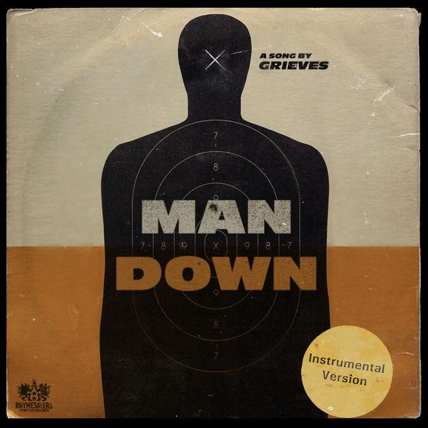 Grieves - Man Down (Instrumental Version)