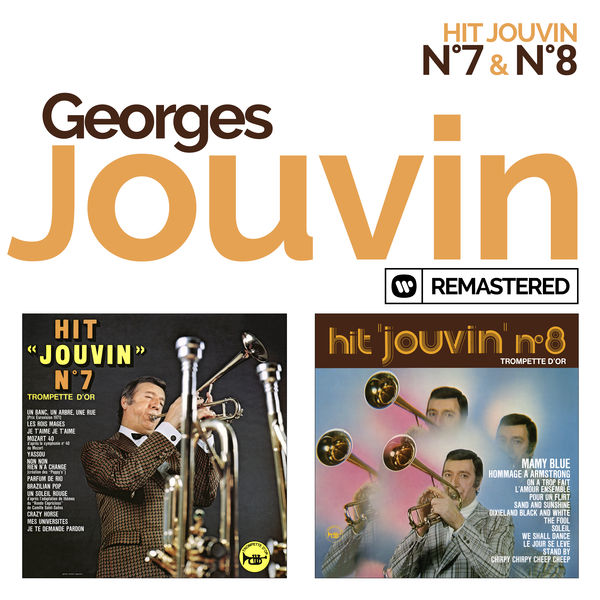Georges Jouvin - Hit Jouvin No. 7 / No. 8 (Remasterisé en 2019)