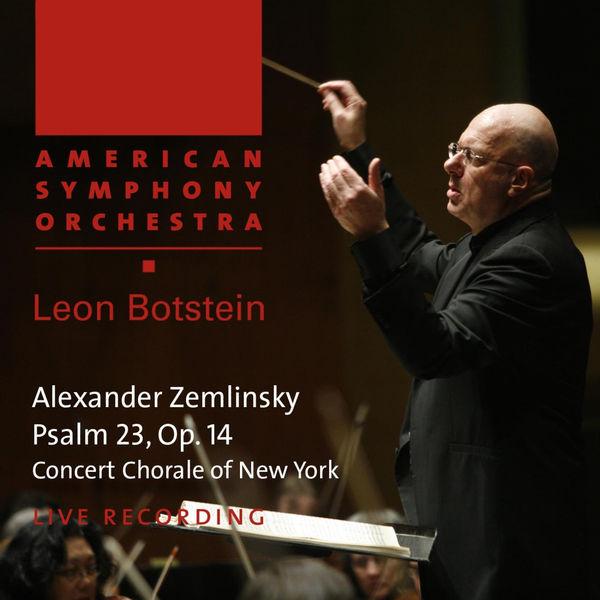 American Symphony Orchestra - Zemlinsky: Psalm 23, Op. 14