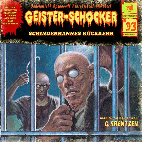 Geister-Schocker|Folge 93: Schinderhannes Rückkehr