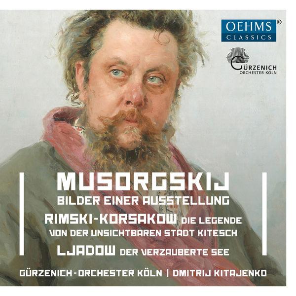 Gürzenich-Orchester Köln - Mussorgsky, Rimsky-Korsakov & Lyadov: Works