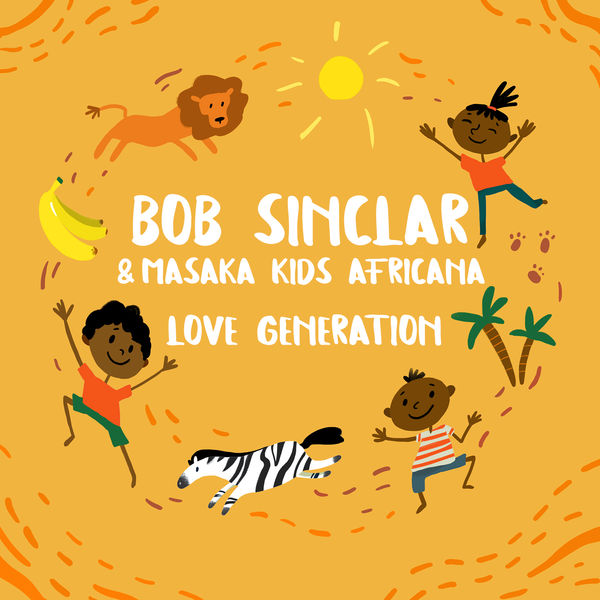 Bob Sinclar - Love Generation