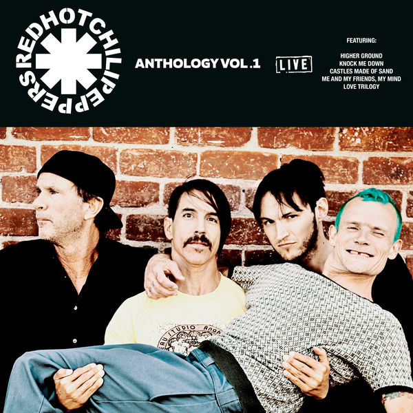 Red Hot Chili Peppers - Red Hot Chilli Peppers Anthology Vol .1