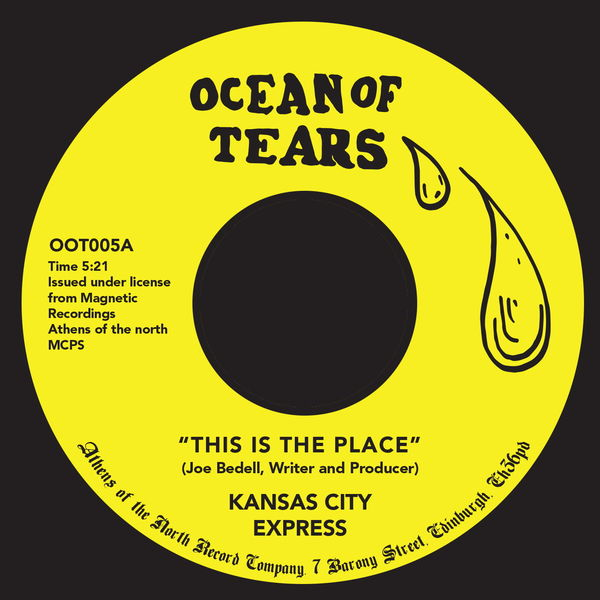 Kansas City Express - This Is the Place