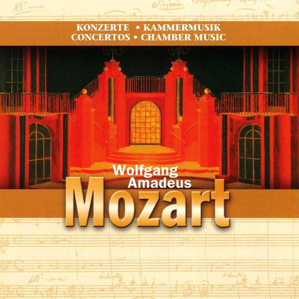 Wolfgang Amadeus Mozart - Wolfgang Amadeus Mozart - Konzerte