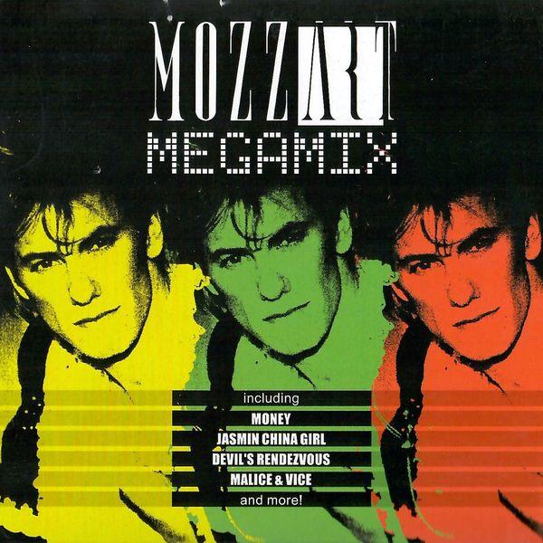 Wolfgang Amadeus Mozart - Megamix